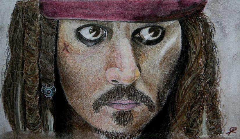Johnny Depp, 46 ans et toujours au top