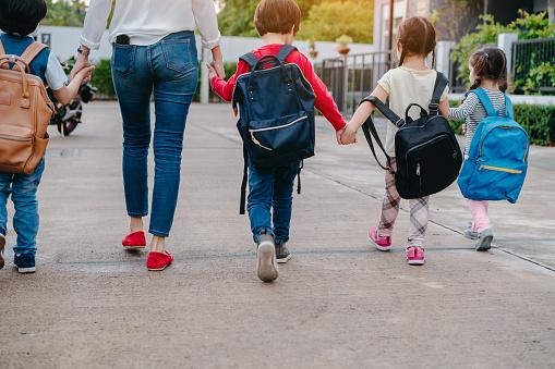 Quel cartable choisir pour mon enfant en maternelle ?